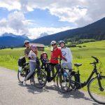Bici e parchi in Val Pusteria per le famiglie: vacanza di una settimana