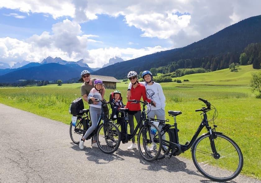 vacanze per famiglie in Alto Adige
