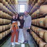 Weekend alla scoperta del Parmigiano Reggiano
