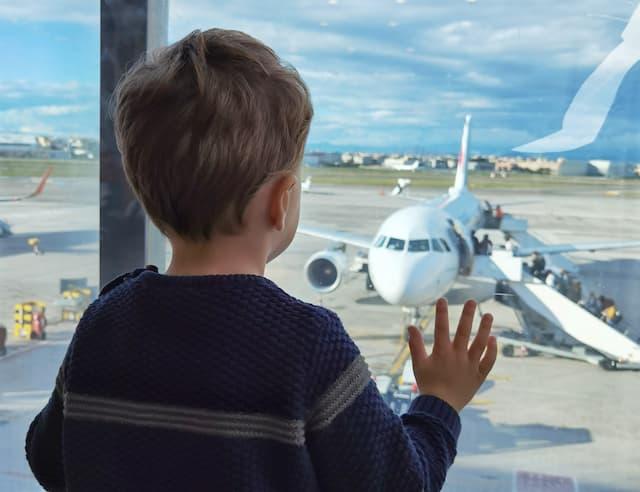 terribili due viaggi con bimbi